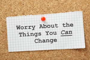 Overcoming Adversity Concept